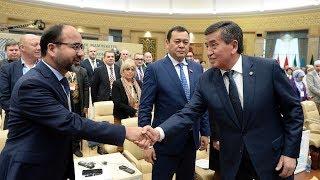 """Жээнбеков """"Кыргызстанда ДИН мамлекеттик бийликке аралашпайт""""    Акыркы Кабарлар"""