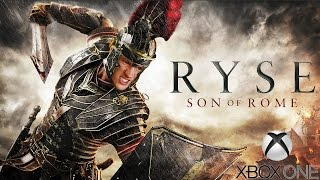 ORB THE SON OF ROME | Ryse Xbox One | Avermedia Live Gamer Portable