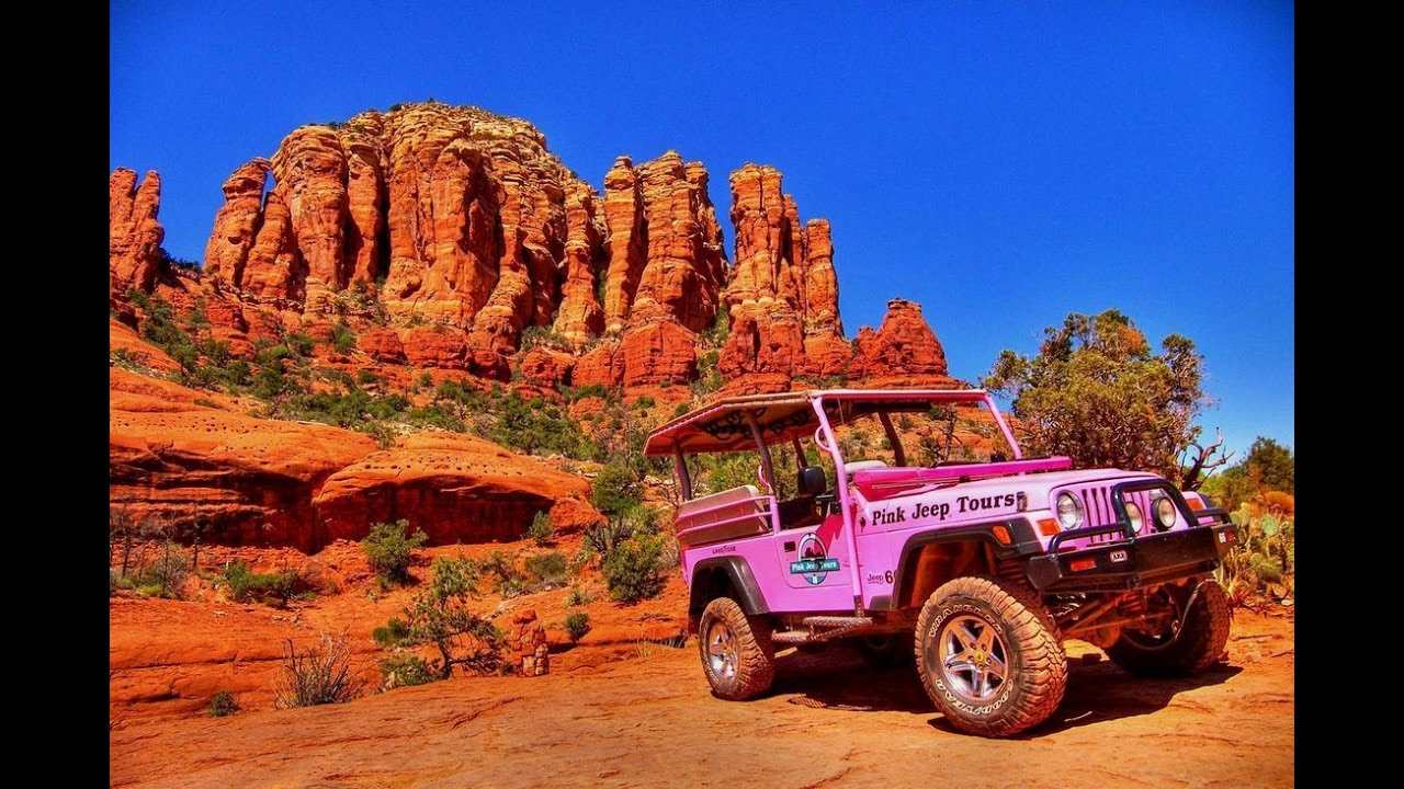 Pink Adventure Tours Sedona