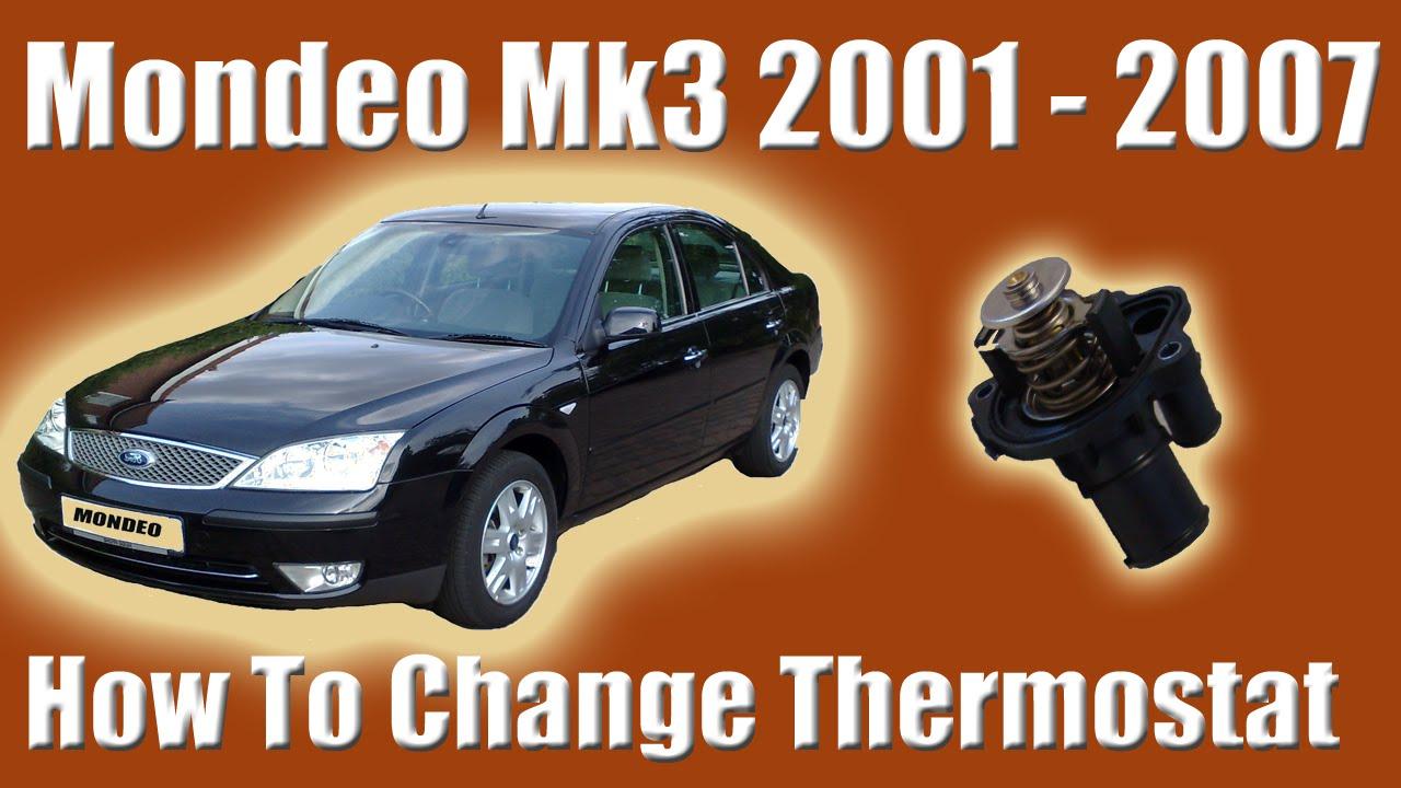 замена маслоуловитель ford s-max 2.5 t 2007