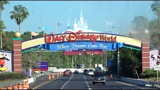 walt disney world vlog july 2017 day 1 traveling to walt disney world episode 106