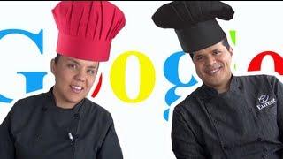 Conversiones de unidades en la cocina (Google Mx)