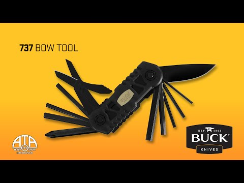 Buck 737BKS Bow Tool video_1