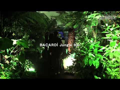 BACARDÍ Jungle Bar