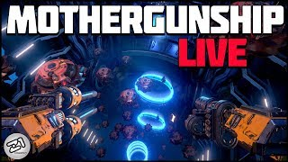 MOTHERGUNSHIP LIVE! Weapons Crafting and FPS in ONE!  | Z1 Gaming