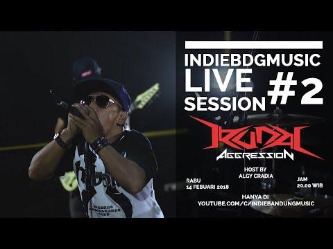 INDIEBDGMUSIC LIVE SESSION #2 RUDAL AGGRESSION