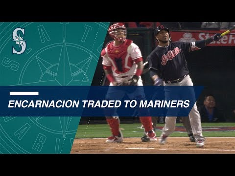 Edwin Encarnacion traded to the Mariners