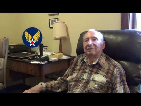 Richard Paul WW2 B-24 Pilot