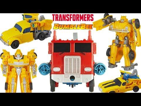Bumblebee Movie Toys Transformers 6 Energon Igniters Shatter Dropkick Wave 1