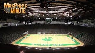 MaxPreps Minute - World's Largest High School Basketball Stadium