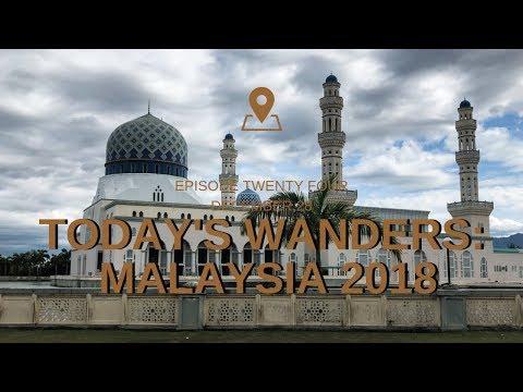 today's-wanders:-malaysia-2018-day-3-|-kota-kinabalu-kuala-lumpur-|-alex-simeon