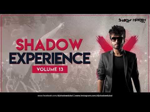 Shadow Experience Vol 13 | DJ Shadow Dubai | Nonstop Mixtape | Year Mix 2018 | Bollywood Podcast