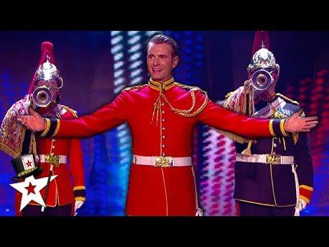 WINNER Magician Richard Jones on Britain's Got Talent | Magicians Got Talent