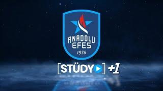 Anadolu Efes Stüdyo +1 | Koç Ergin Ataman, Sertaç Şanlı, Krunoslav Simon, Vasilije Micić