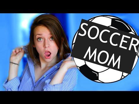WHY I'M A SOCCER MOM