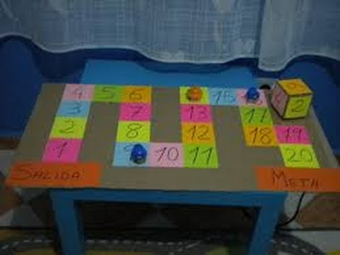Como Hacer Juegos De Mesa De Carton Con Los Mas Pequenos Ideas