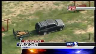 "WAVE 3 News ""Police Chase"""