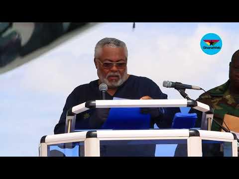2018 June 4th celebrations: Flt Lt Jerry John Rawlings' full speech