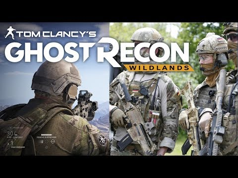 KSK Outfit - Kommando Spezialkräfte | Ghost Recon: Wildlands | German