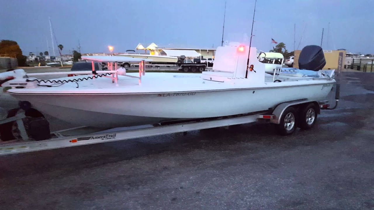 Used 2013 Yellowfin 24 Bay On Trailer For Sale In Seminole Floirda 33772