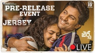 JERSEY Movie - Pre Release Full Event   Nani, Shraddha Srinath   Anirudh   Gowtam Tinnanuri