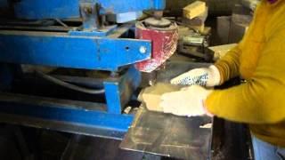 станок для производства рустированного кирпича под камень (Видео 1)(, 2015-01-28T11:12:24.000Z)