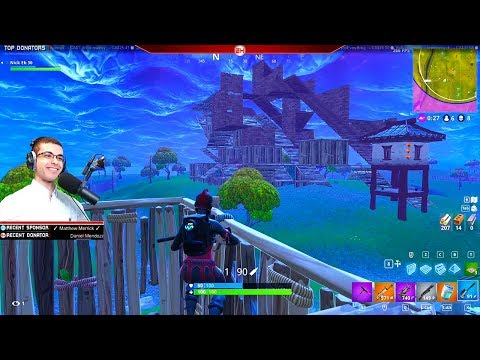 I might be a better builder than Myth! (Nick Eh 30\'s BEST Fortnite Moments #6)