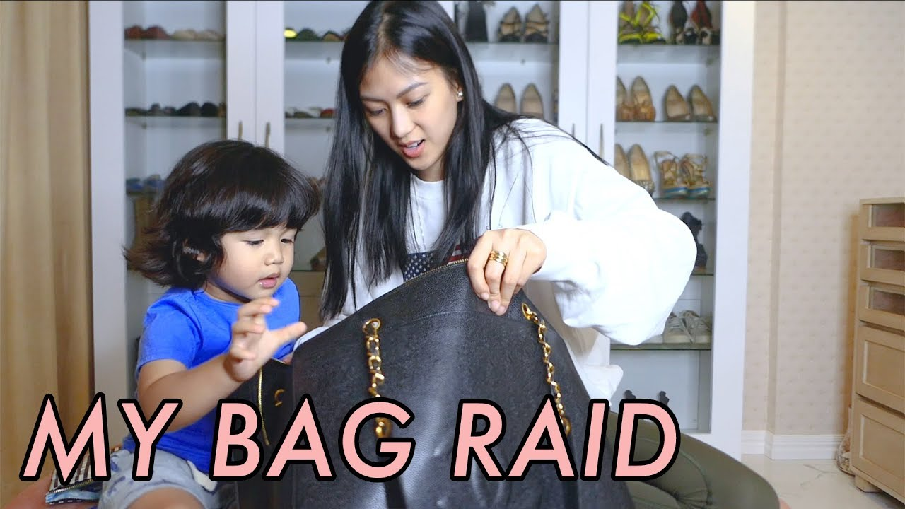 Bag Raid with Seve by Alex Gonzaga