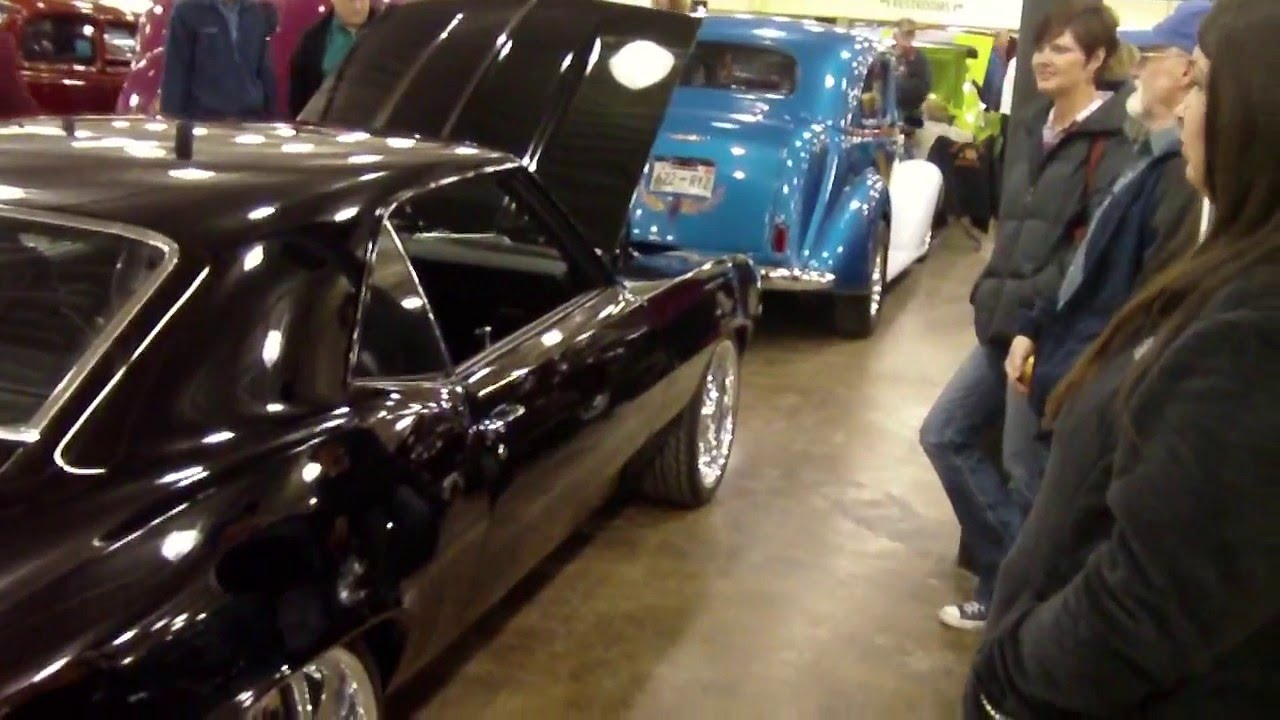Cabin Fever Car Show 2012 Youtube