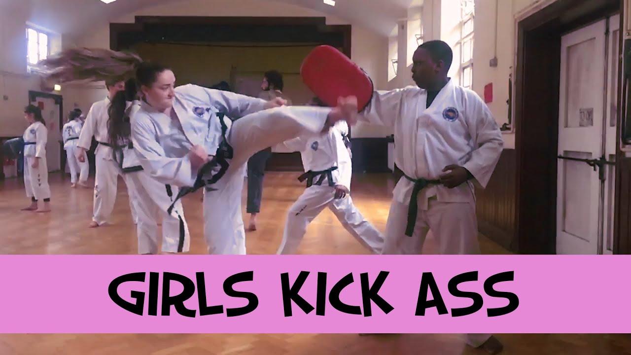 Girls Who Kick Butt