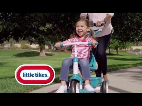 Little Tikes Perfect Fit 4-in-1 Trike | :30 Commercial