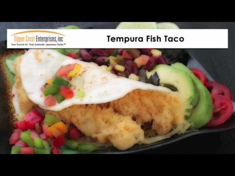 Tempura Fish Taco