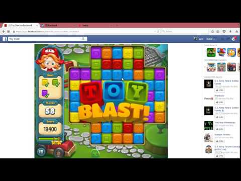 Toy Blast hack unlimited moves