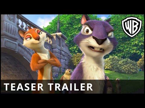 The Nut Job 2: Nutty By Nature - Teaser Trailer - Warner Bros. UK