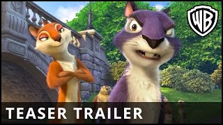 The Nut Job 2: Nutty By Nature - Teaser Trailer - Warner Bros. UK