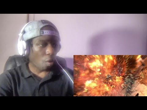 Star Wars Episode 3 Revenge of the Sith Battle Of Coruscant Opening Reaction!!
