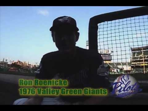 Ron Roenicke- Valley Green Giants - Alumni 1976 Team