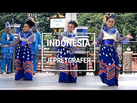 Japin Sigam, Tari Tradisional Banjar, Kalimantan Selatan - Sendratasik ULM / UNLAM, Banjarmasin