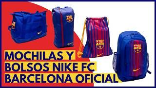 1e5fe73ce Mochila Nike Barcelona Fc / Bolso Nike Barcelona FC Official 2018