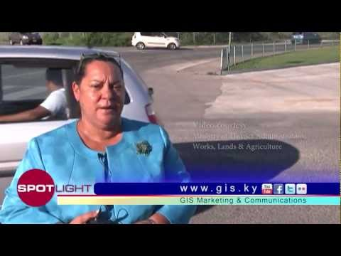 Cayman Islands Traffic Law