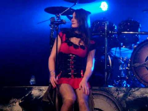 Nightwish Ft. Floor Jansen - The Islander (Birmingham O2 Academy UK 2012)