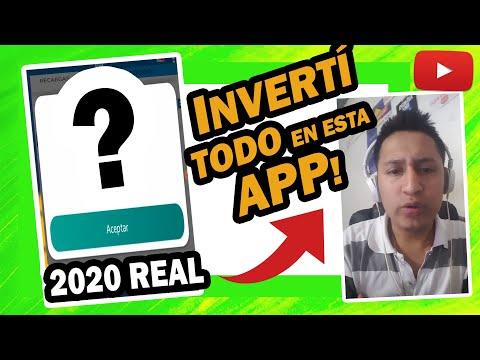 😥 INVIERTO +900 Dolares En La MEJOR APP Para GANAR DINERO 2020 😨