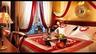 видео Необычная кровать для влюбленных