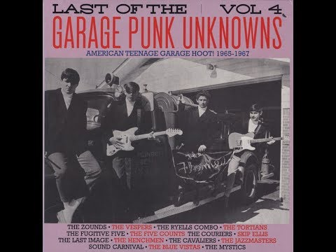 Last Of The Garage Punk Unknowns Volumes 3 & 4 (American Tee