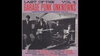 Last Of The Garage Punk Unknowns Volumes 3 & 4 (American Teenage Garage Hoot! 1965-1967)