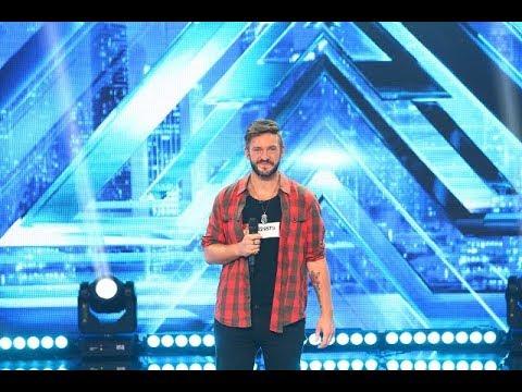 Bradley White a urcat pe scena X Factor din Anglia, America și Grecia. Acum a ajuns și în România!