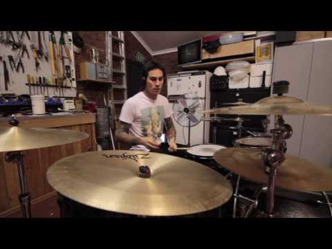 The Amity Affliction - Anchors, Drum Cover