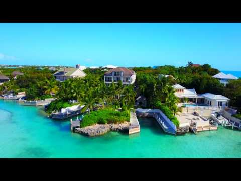 Turks and Caicos by Drone