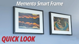 Quick Look | Memento Smart Frame