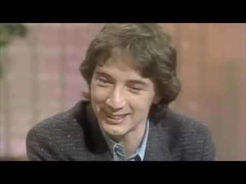 Comedian Martin Short